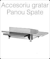 Accesoriu Gratar - Panou Spate