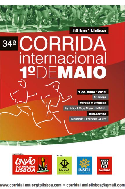 Corrida Internacional 1º Maio