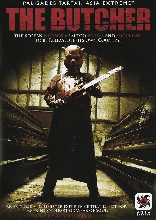 The Butcher/El Carnicero (2007)