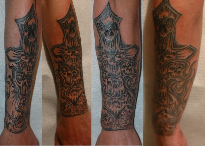 Tattoos For Men On Forearm With A Name Great Tattoos