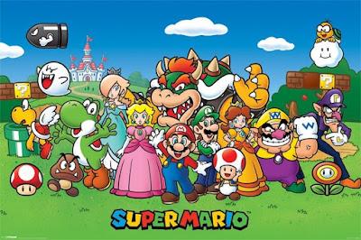 Cùng thư giãn với game New Super Mario Forever 2015