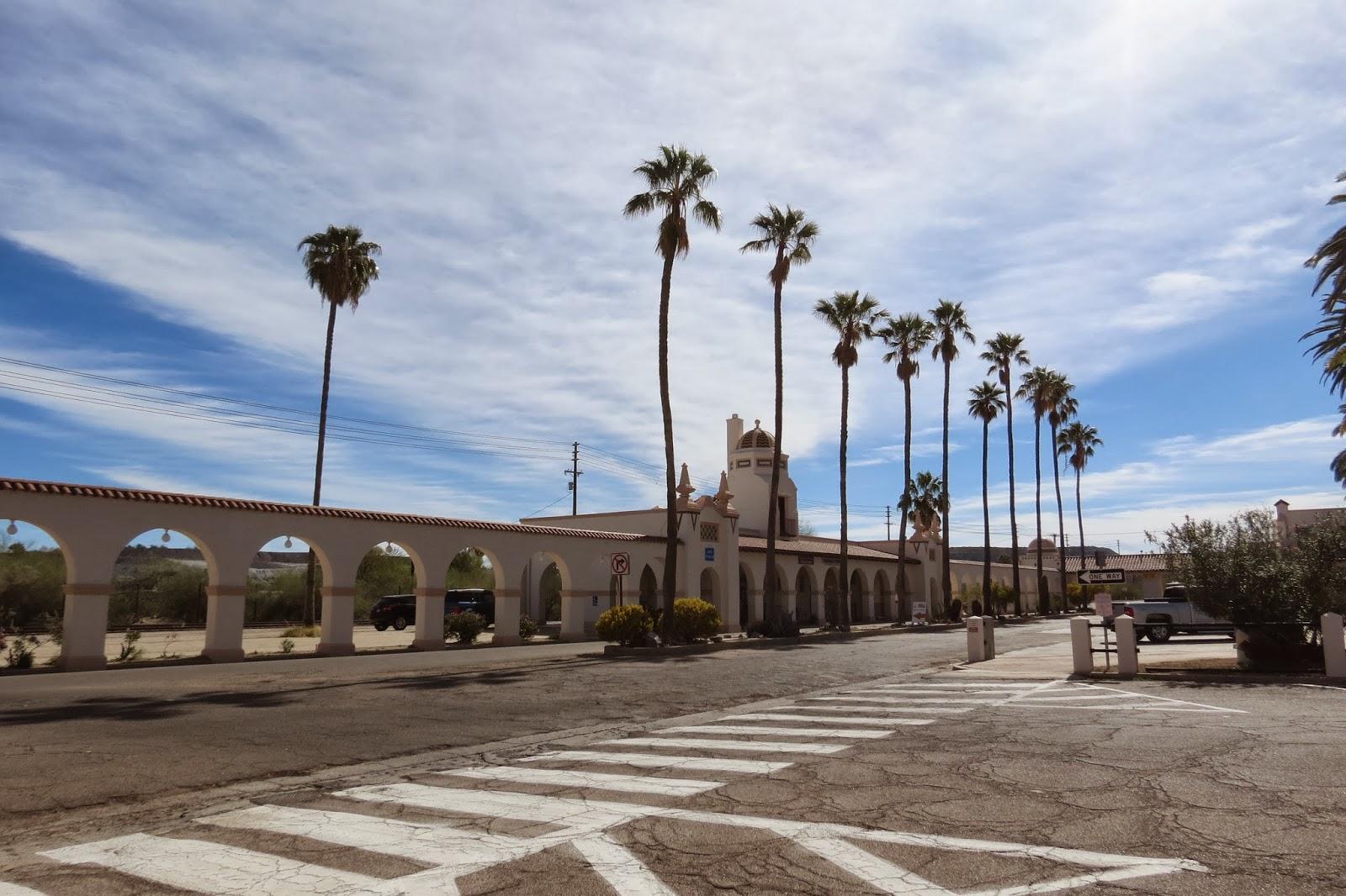Liz Historic Ajo Arizona