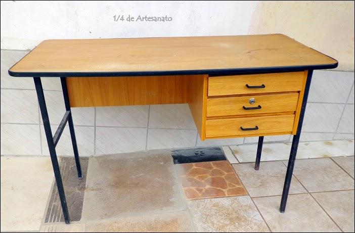 escrivaninha reformada