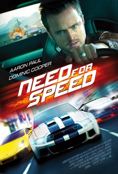 Need For Speed BRRip 1080p [mkv] Latino [MEGA] [Firedrive] (2014)