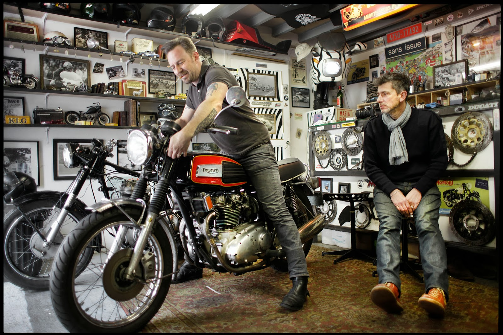 Thomas caplain continental spares services for Garage moto ouvert le dimanche