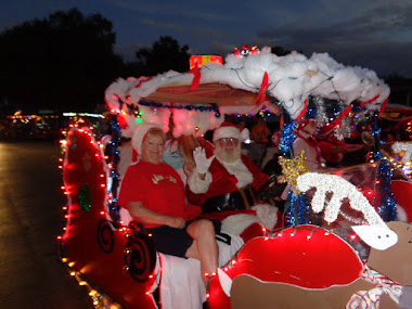 Golf Cart Parade 2016  See the video at link below
