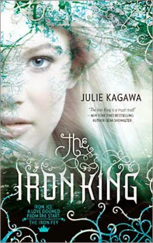 The Iron King (the Iron Fey #1) by Julie Kagawa  |  Brass Knuckle Book Reviews