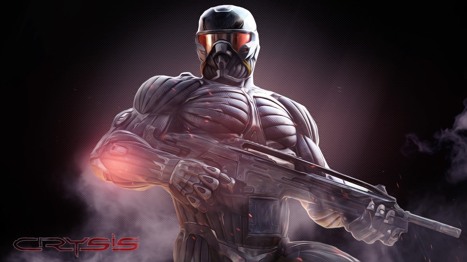 Crysis 3 in Nano Suit Game