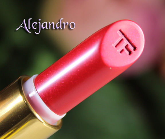 Tom Ford Alejndro Lipstick