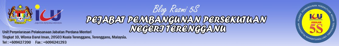 Blog 5S PPPN Terengganu