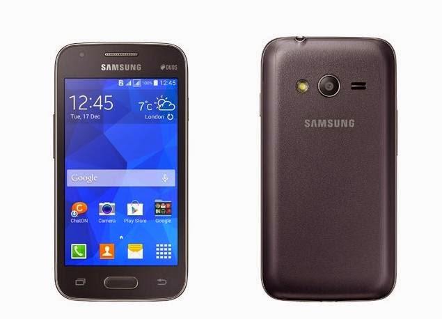 Características técnicas del Samsung Galaxy Ace NXT