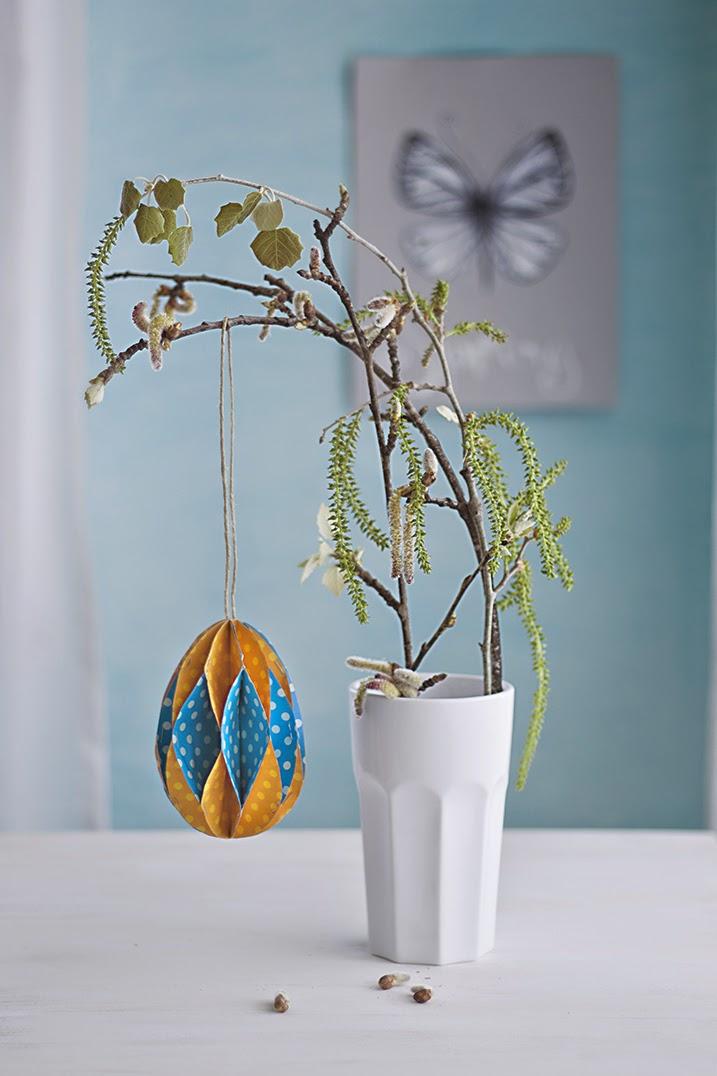 Easter egg DIY - Cazadora de inspiración © Anna Tykhonova
