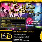 I+D Multidance Hud