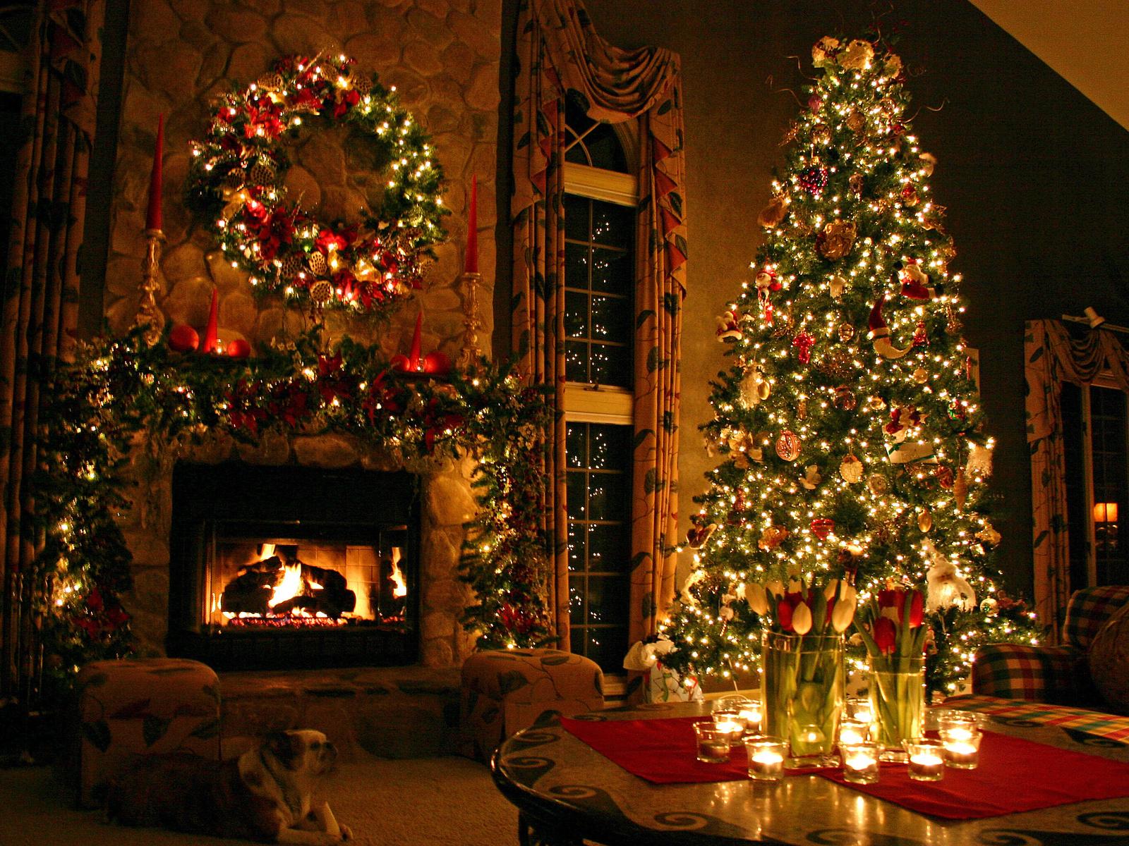 Одной из особенностей рождества
