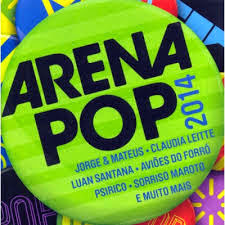 Baixar CD Arena Pop 2014 Download