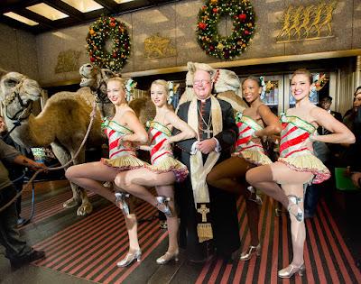 Dolan, Rockettes, dancing