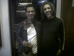 Con el  Maestro Gilberto Simoza