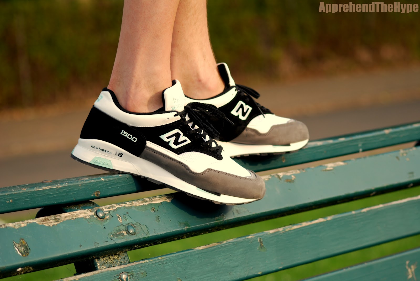 new balance 1500 black grey mint