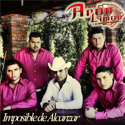 Aron Limon Y Su Estilo Ranchero - Imposible De Alcanzar CD Album 2013