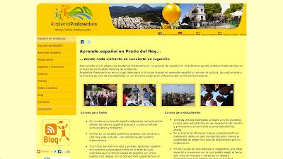 Cursos de verano de inglés y alemán en Prado del Rey, Parque Natural Sierra de Grazalema, Andalucía, España en Directoriopax