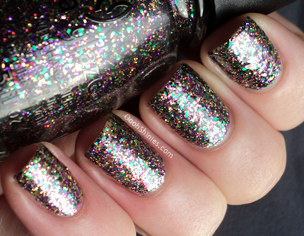 China Glaze Glitter All The Way