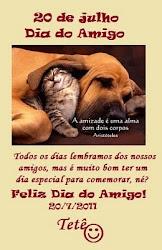 Da amiga Tetê - Manancial