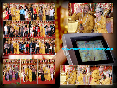 Foto Wedding Vivi dan Dwi