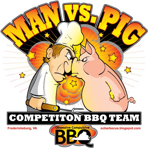 The Official Cook Team of O-C-BBQ