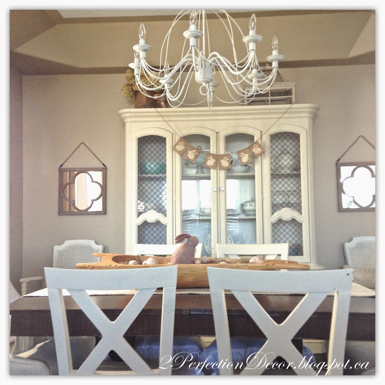 Savvy Southern Style Simple French Style Dining Room