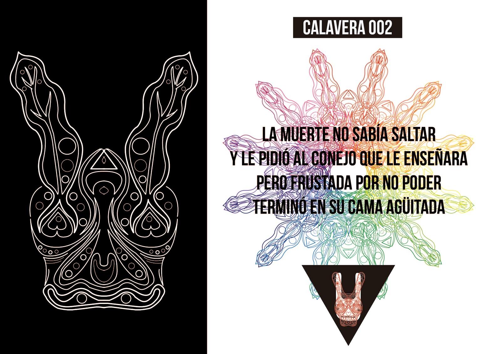 Calaveritas rimas