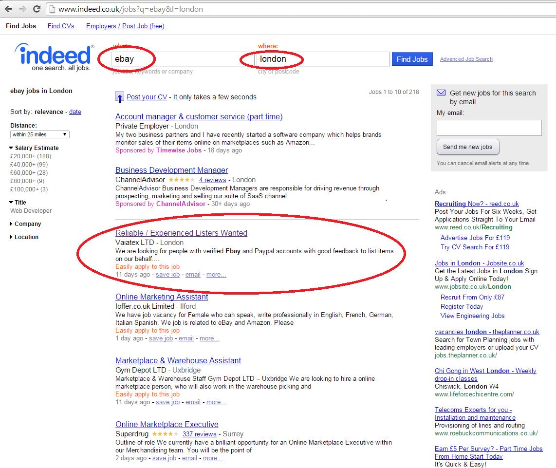 ebay scam vaiatex indeed magyarok fraudulent advertising on