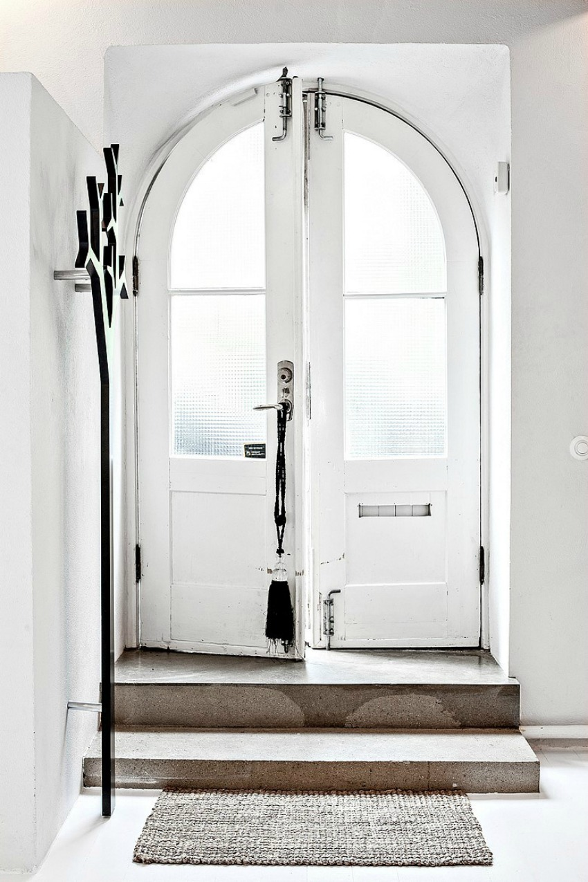 Arcos de medio punto para una casa n rdica blog de - Maderas para arcos ...