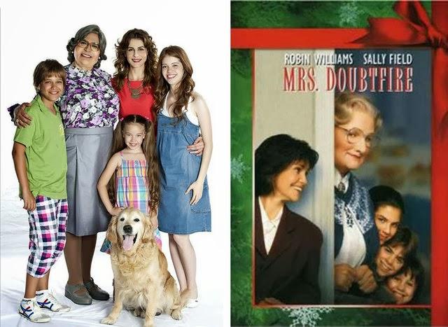 Hayatımın Rolü & Mrs Doubtfire