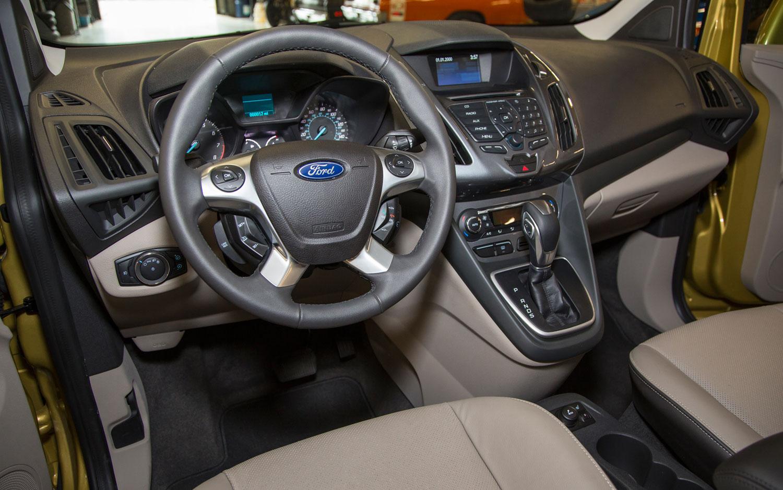 Cars Model 2013 2014 Jim Farley Discusses Ford Transit