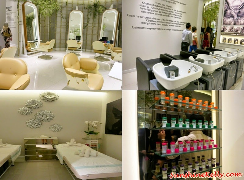 Grand Opening of Miko Galere with Kerastase, Miko Galere, Miko Hair Studio, Pavilion Beauty Hall, Hair Studio, Kerastase Hair Spa Room, Kerastase Hair Studio