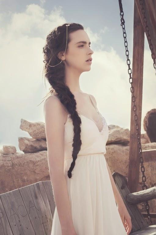 Sencillos vestidos de novias | Moda y tendencia femenina