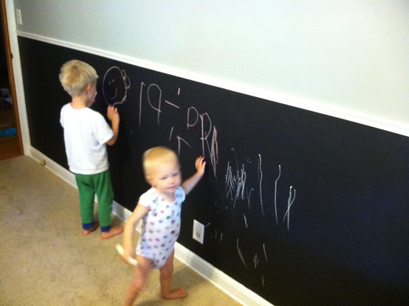 Chalkboard Paint Ideas The Kid Friendly Home