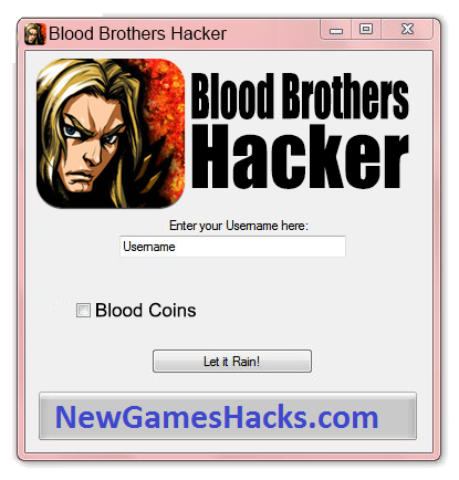 Hack Tool & Cheat Engine Hacks For Blood Brothers Game [No Survey