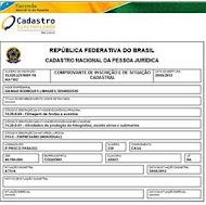CNPJ DVL 015.620.521/0001-19