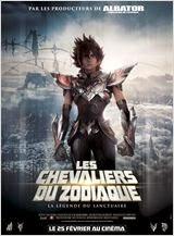 Les Chevaliers du Zodiaque - La Légende du Sanctuaire en streaming