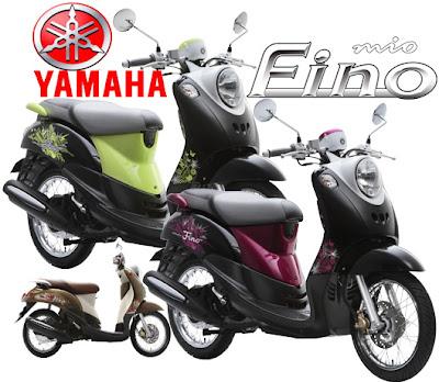 2012 Yamaha Fino Retro image