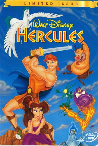 Hercules cartoon