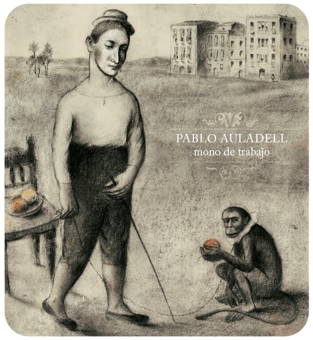 Pablo Auladell. Mono de trabajo