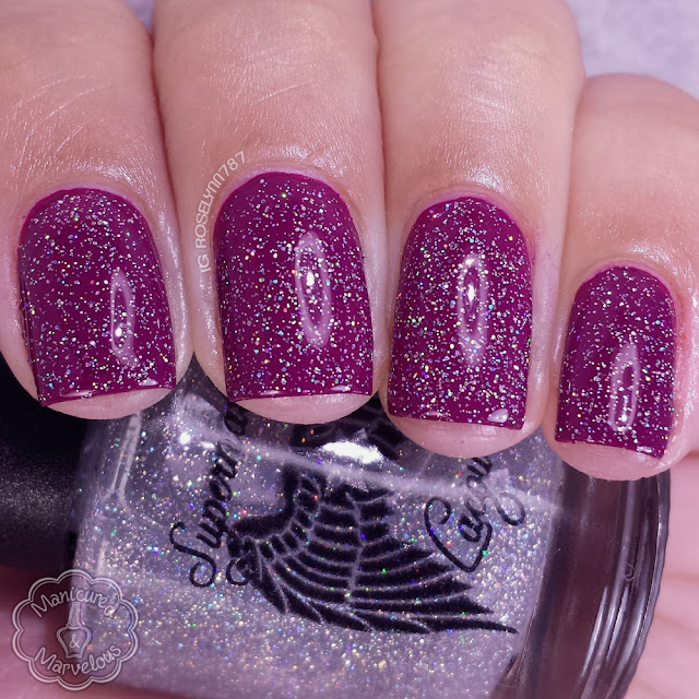Supernatural Lacquer - We Kill The Sparkly Ones For Free