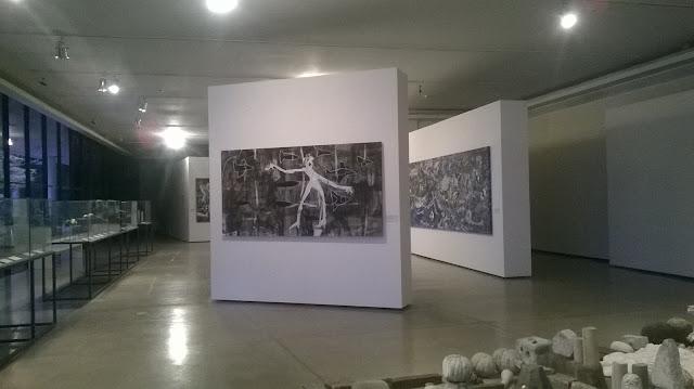 Exposição: 34º Panorama da Arte Brasileira – Da pedra Da terra Daqui