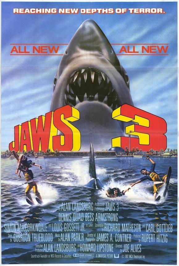 El gran tiburón (Tiburón 3) (1983)
