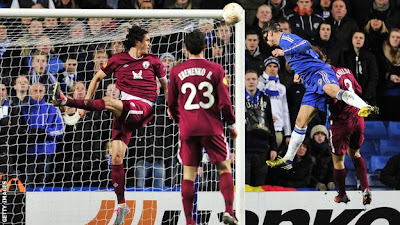 Chelsea win over Rubin Kazan