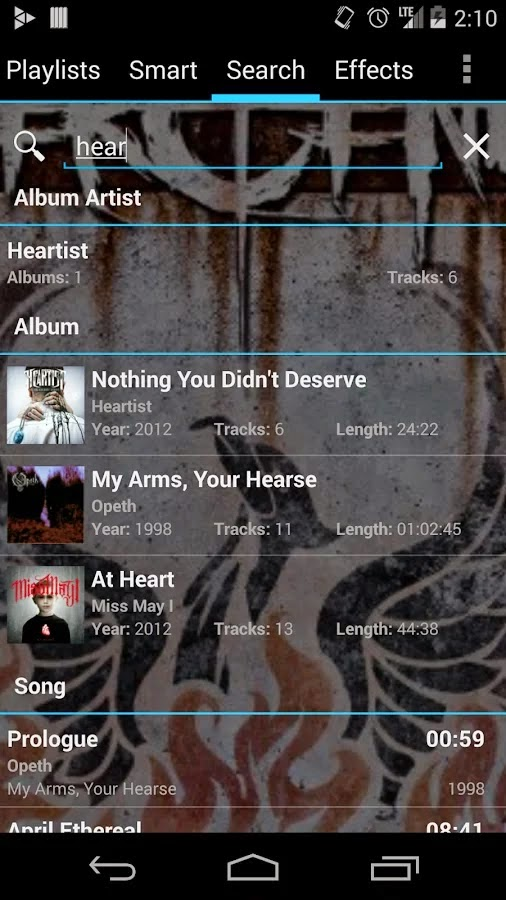 GoneMAD Music Player FULL v1.6.3