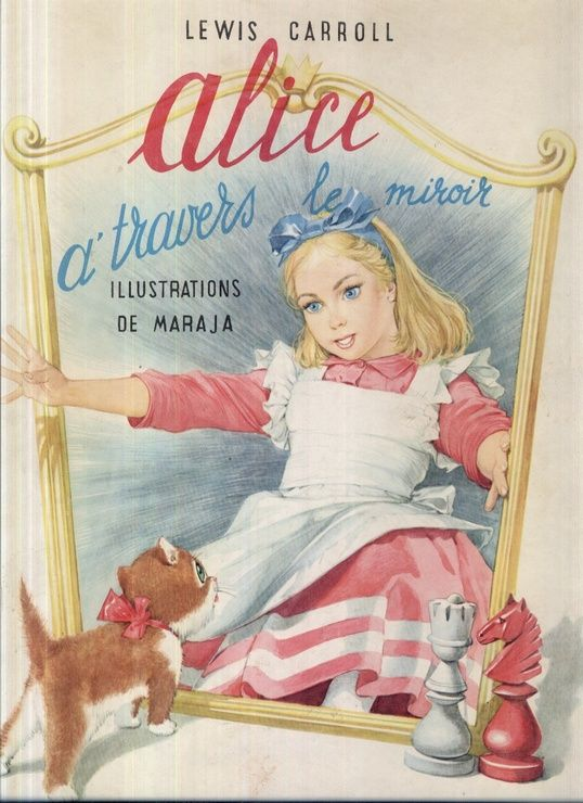 Lignes d 39 echecs 401 alice travers le miroir editions for A travers le miroir