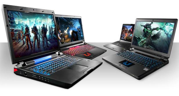 Digital Storm Gaming Laptops with NVidia GeForce 800M GPU